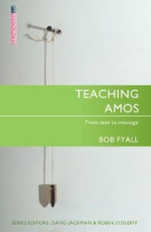 Teaching Amos