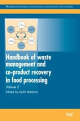 Handbook of Waste Management and Co-Product Recovery in Food | Keith W Waldron |