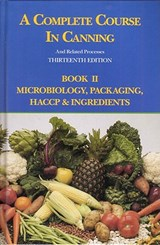 A Complete Course in Canning and Related Processes | Downing, Donald L., Ph.D. |