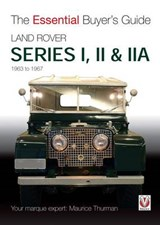 Land Rover Series I, II & Iia | Maurice Thurman |