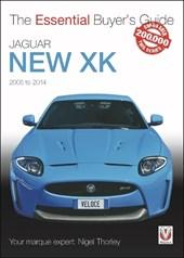 Jaguar New Xk 2005 to