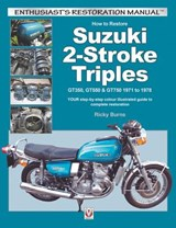 How to Restore Suzuki 2-Stroke Triples | Ricky Burns |
