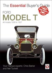 Ford Model T - All Models 1909 to