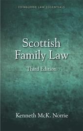 Scottish Family Law