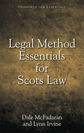 Legal Method Essentials for Scots Law