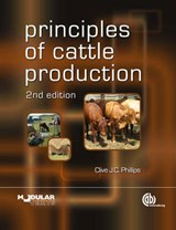 Principles of Cattle Production | Phillips, Clive J. C., Ph.D. |