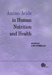 Amino Acids in Human Nutrition and Health