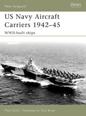US Navy Aircraft Carriers 1942-45