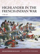 Highlander in the French-Indian War, 1756-67