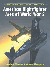 American Nightfighter Aces of World War