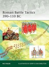 Roman Battle Tactics 390-110 BC