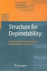 Structure for Dependability | Denis Besnard |