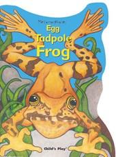 Egg, Tadpole, Frog