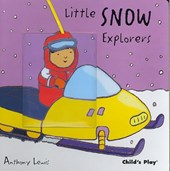 Little Snow Explorers [With Moveable Puppet Piece]