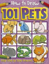 How to Draw 101 Pets