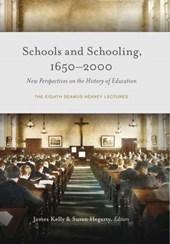 Schools and Schooling, 1650-2000