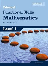 Edexcel Functional Skills Mathematics Level 1 Student Book | Tony Cushen |