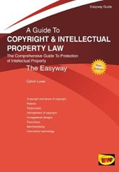 Copyright And Intellectual Property Law | Calvin Lowe |