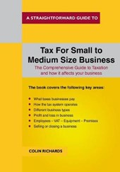 Tax For Small To Medium Size Business | Colin Richards |