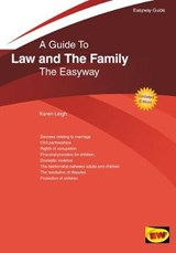 Easyway Guide To Law And The Family | Karen Leigh |