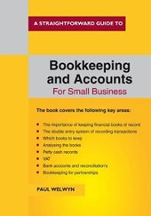 Bookkeeping And Accounts For Small Business | Paul Welwyn |