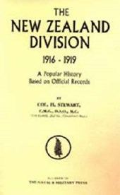 New Zealand Division 1916-1919. The New Zealanders in France | Stewart Col H |