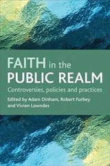 Faith in the Public Realm | Adam Dinham |