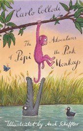 The Adventures of Pipi the Pink Monkey