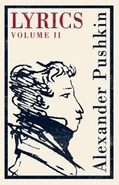 Lyrics: Volume 2 (1817-24)