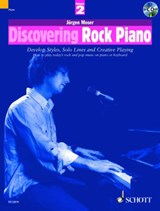 Discovering Rock Piano | Jurgen Moser |