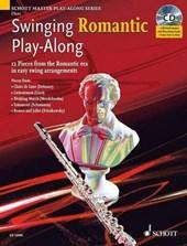 Swinging Romantic Play-Along. Flöte