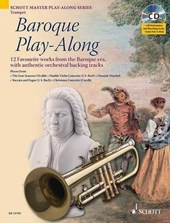 Baroque Play-Along. Trompete