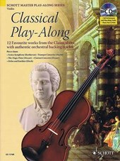 Classical Play-Along. Violine