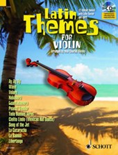 Latin Themes for Violin |  |