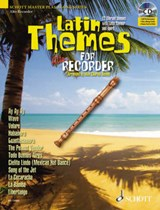 Latin Themes for Alto Recorder | auteur onbekend |