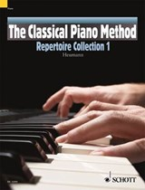 The Classical Piano Method - Repertoire Collection | Hans-Gunter Heumann |