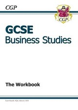 GCSE Business Studies Workbook (A*-G Course) | Richard Parsons |