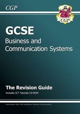GCSE Business & Communication Systems Revision Guide with CD | Richard Parsons |