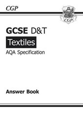 GCSE D&T Textiles AQA Exam Practice Answers (for Workbook) (
