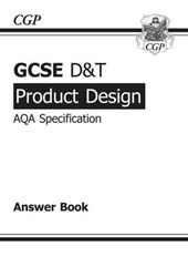 GCSE D&T Product Design AQA Exam Practice Answers (for Workb