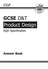 GCSE D&T Product Design AQA Exam Practice Answers (for Workb | Richard Parsons |