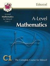AS/A Level Maths for Edexcel - Core 1: Student Book | Richard Parsons |