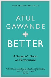 Better | Atul Gawande |