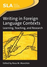 Writing in Foreign Language Contexts | auteur onbekend |