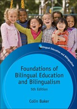 Foundations of Bilingual Education and Bilingualism | Colin Baker |
