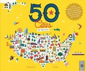 50 Cities of the U.S.A. | Gabrielle Balkan |