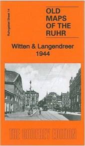 Ruhr Sheet 14. Witten & Langendreer