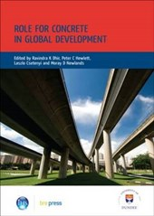 Role for Concrete in Global Development | R K Dhir |