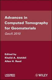 Advances in Computed Tomography for Geomaterials