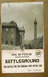 Battleground: The Battle for the GPO, | Paul O'brien |